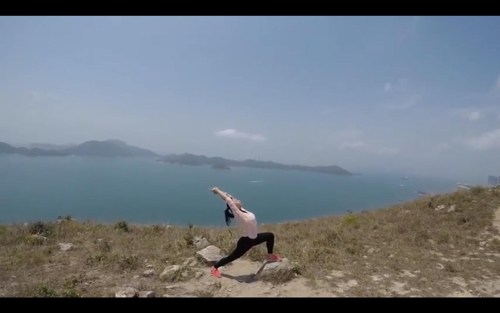 YouTube: 爬上玉桂山