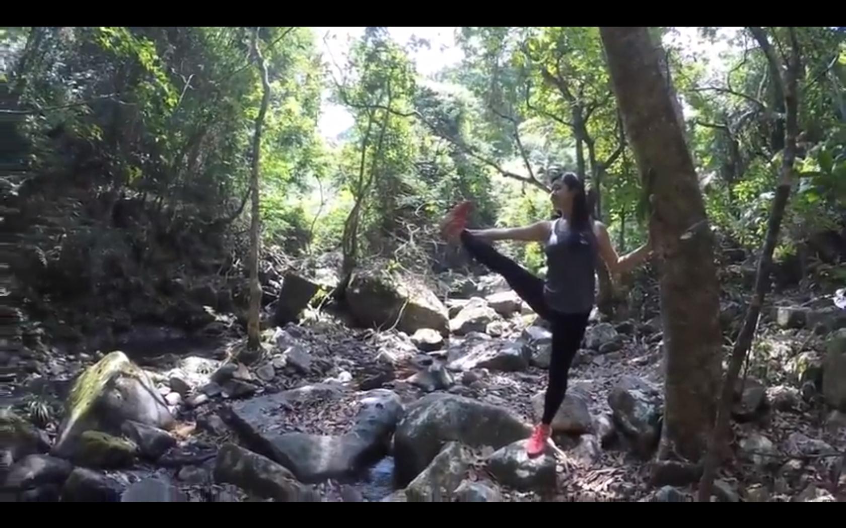 YouTube: 大埔行山 • 松仔園 • 拉筋教學